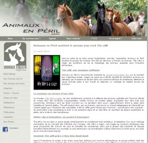 article-animaux-en-peril-the aim- my life's a cage