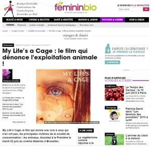 Femininbio - My Life's a Cage