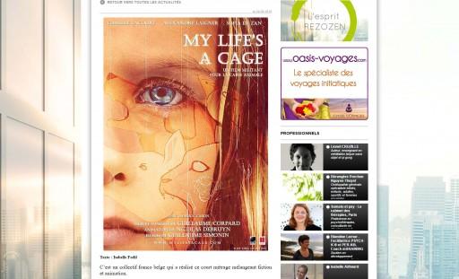 REZOZEN - My Life's a Cage