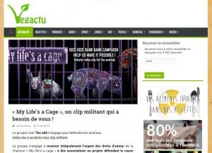 VEGACTU - My Life's a Cage