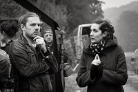 Guillaume Corpard - Emeline Manière - Tournage My Life's a Cage