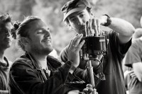 Guillaume Corpard - Guillaume Simonin - Tournage My Life's a Cage