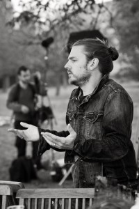 Guillaume Corpard - Tournage My Life's a Cage